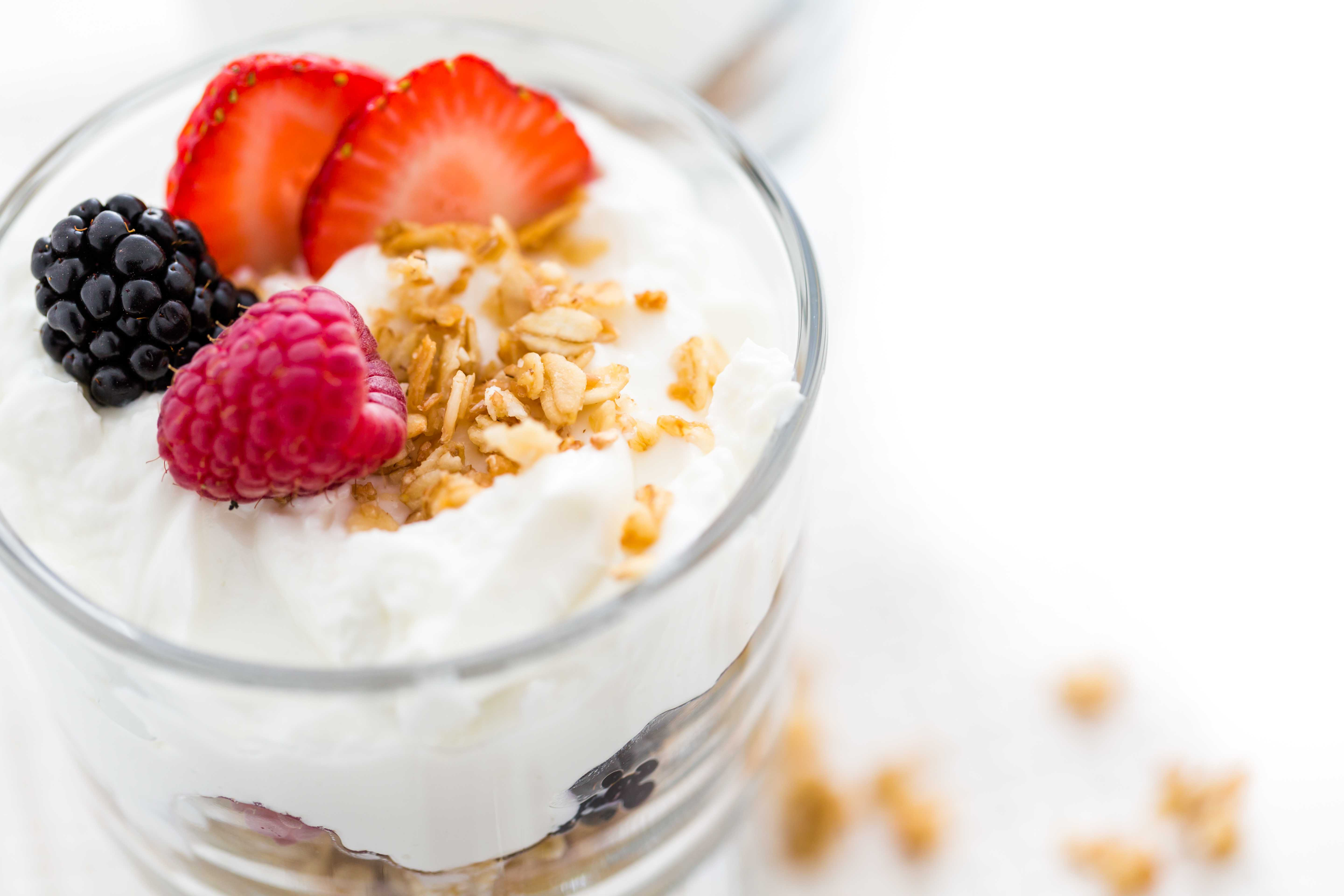 Greek yoghurt for weight loss: a recipe and tips for cooking