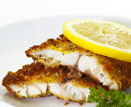 Baked Cod Tilapia With Panko Bread Crumbs And Parmesan Cheese Sheryl Westerman Nutrition And Weight Loss Consulting